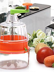 Kitchen Multi-function Manually Fruits and Vegetables Shredder/Slicer