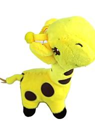 Cute Giraffe Plush Doll Sucker