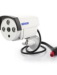 apoyo aplicación 25m 1.0mp6mm cámara ip sinocam® distancia ir de acceso remoto, detección de movimiento con el soporte