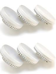 6 Stück Everbrite Dekorativ Spot Lampen Eingebauter Retrofit GX53 7 W 580 LM 3000 K 16 SMD 2835 Natürliches Weiß AC 100-240 V