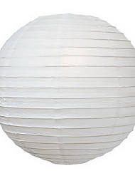 Wedding Décor Chinese Round Paper Lantern (More Colors)