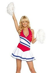 Cheerleader Costumes Women's Fashion Halter Dance Performance Dress