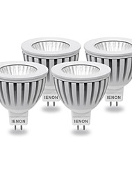IENON® GU5.3(MR16) COB 400-450 LM Warm White MR16 LED Spotlight AC 12 V