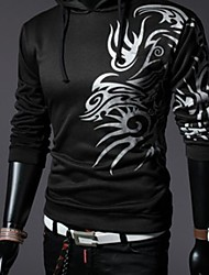 Big Fashion Men's Fashion Hoodie Fit Sweater