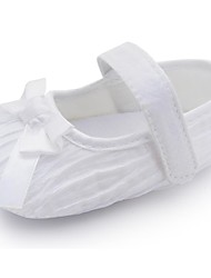 Girls' Shoes First Walkers Flats Heel Flats with Magic Tape Shoes More Colors available