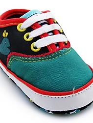 Baby Shoes - Tempo libero - Sneakers alla moda - Spigato - Verde
