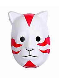 naruto anbu máscara pvc cosplay
