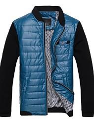 hiver de la mode casual cultiver coréen veste col des hommes