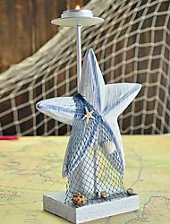 Starfish Pattern Candle Holder