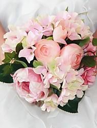 rosée lotus mariage bouquet de mariée