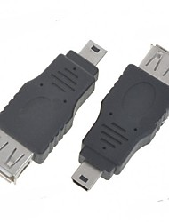 Minismile™ Mini USB On-The-Go Host OTG Adapter (2-Pack)