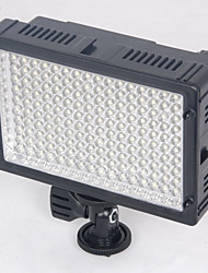 Triopo TTV - 160 video luce led per per telecamere, fotocamere reflex
