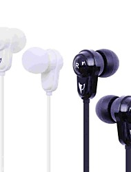 bayasolo cavo piatto 602 in-ear con microfono per iPod / iPod / telefono / mp3