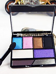 Professional Dazzling Matte and Shimmer 3in1 Eyeshadow