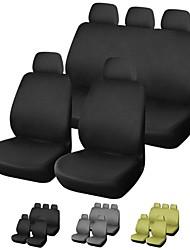 ensemble complet voiture de style couverture automatique accessoires intérieurs siège d'auto couverture pb trois couleurs universelles disponibles