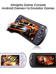 "JXD de 3g téléphone mobile 3D Game Pad 5 ""tablette Android quad core cpu otg wifi"