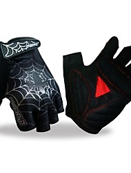 Glove Cycling / Bike All / Men's Fingerless Gloves Protective / Anti-skidding / Keep Warm / Breathable Summer Others Others - Others
