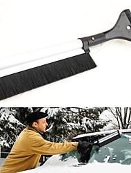 lebosh®scalable pá de neve lidar com tempo a pá de neve liga de alumínio pá de neve