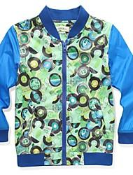 Boy's Polyester Jacket & Coat , Spring Long Sleeve