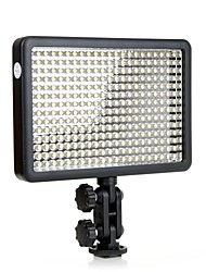 Godox LED308W 5600K 380-LED Video Light Lamp + Wireless Remote / Handle Grip for DV Camcorder Camera