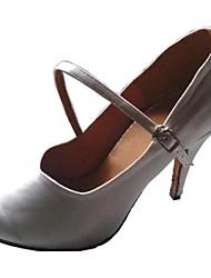 scarpe in raso buckie danza moderna delle donne personalizzabili (più colori)