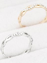 Koreaanse mode zoete persoonlijkheid ol strass ringen (meer kleuren)