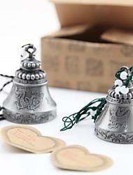 LEBOSH®LongFeng Bell Car Hanged Adorn Couples Bell 2PCS
