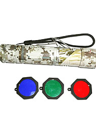 Rotary Camouflage F1 XM-LT6  Flashlight Camping Lamp(1200 LM 1X18650)