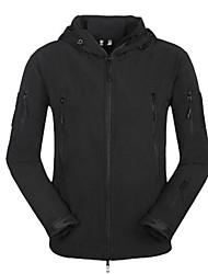 Men's Long Sleeve Jacket , PU/Spandex Sport Pure