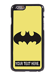 """Personalized Case Cartoon Design Metal Case for iPhone 6 (4.7"""")"""