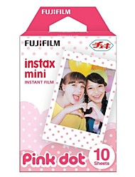 Fujifilm Instax Mini Instant Color Film - Pink Dot