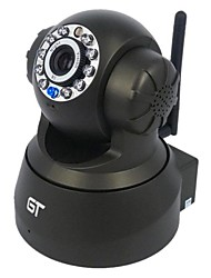 GT VIEW Pan Tilt Wireless Surveillance Motion Detection Audio Indoor P2P IP Camera