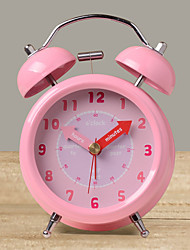 "5.6 ""h rosa sveglia mentale"