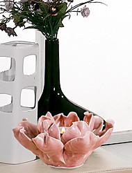 European Style Lotus Candle Holder