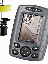 FF178 Handheld Fish Finder With Multi Language Menu