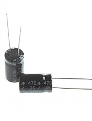 электролитический конденсатор 470uF 35V (20шт)