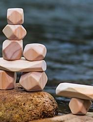 piedra de madera juguete de la educación de madera de madera de pino benho