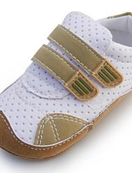 Chaussures bébé Soirée & Cérémonie Simili Cuir Sneakers Tendance Kaki