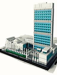 LEGO® архитектура учреждений Организации Объединенных Наций