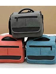 dengpin Schulterkurier Kamera Leinwand Fall Tasche für Nikon D7100 D7000 D3200 D5200 D5300 d90 d3300 d600 d610