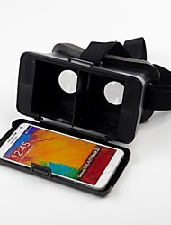 BeBonCool Cardboard Head Mount Plastic Version Virtual Reality 3D Video Glasses for Glalaxy  Note 3