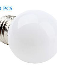 1W E26/E27 Ampoules à Filament LED 12 SMD 3528 30 lm Blanc Chaud / Blanc Froid AC 100-240 V 20 pièces
