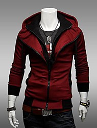 NZC Men's Leisure Self-cultivation Multi-color Hooded Cardigan Sweater Sweater