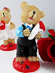 sposo matrimonio candela romantica