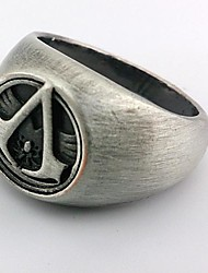 pc game bague en alliage d'ascension de cosplay