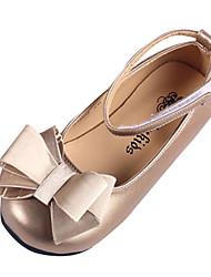 Bailarinas ( Dorado ) - Comfort/Dedo redondo - Piel