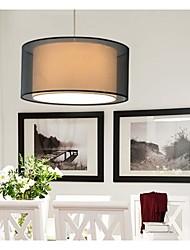 luces colgantes de techo características de la lámpara niños modernos paño habitación 1 pvc luz