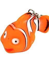 clown, poissons lumineux silicone trousseau