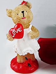 sposa romantica candela