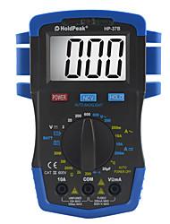 holdpeak® LCD display handleiding assortiment digitale multimeters hp-37a